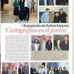 revista C7 Inauguracion Paisaje Intimo