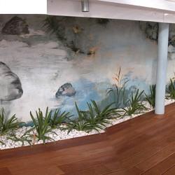 2008 pintando mural panoramica interior dia